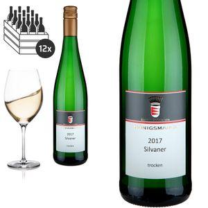 12er Karton 2017Silvaner Editha Gräfin von Königsmarck weißwein