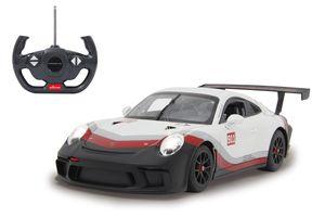 Porsche 911 GT3 Cup 1:14 weiss 27MHz