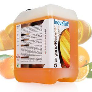 5l Orangenölreiniger Allzweckreiniger Universalreiniger InovaTec Haushaltsreiniger Orangenreiniger APC