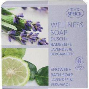 SPEICK Wellness Dusch + Badeseife Lavendel Bergamotte 200 g
