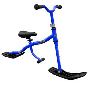Longway Sports schlitten Ski Bike Junior blau