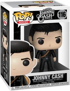 Johnny Cash - Jonny Cash 116 - Funko Pop! - Vinyl Figur