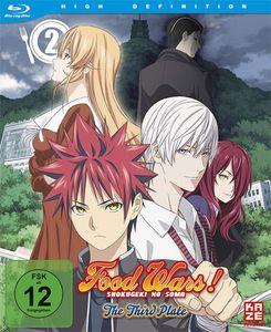 Food Wars! Third Plate 3.2 (BR) Episoden: 07-12