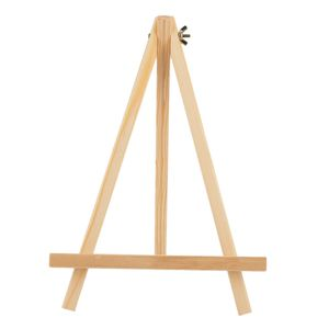 Holzkünstler Stativmalerei Staffelei Malerei Display Standhalter 36x53cm Holz Staffeleien Holz Staffeleien