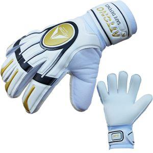 "ATTONO Sommer Torwarthandschuhe ""Safe Defence V01"" Torwart Handschuhe - Größe 9"