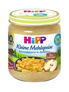 HiPP Kleine Mehlspeise ab 10.Monat, Kaiserschmarrn in Apfelmus, DE-ÖKO-037 - VE 200g