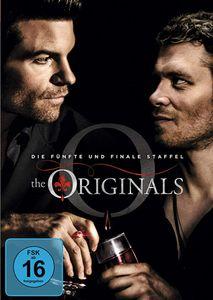 Originals, The - kompl. Staffel 5 (DVD) 3Disc, Die Finale Staffel - WARNER HOME 1000726855 - (DVD Video / TV-Serie)