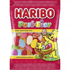 Haribo Perl Eier Bunte Geleeeier passend zum Osterfest 200 g