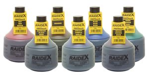RAIDEX - FASTmark, rot