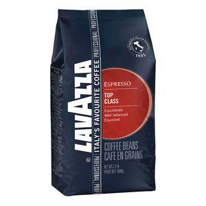 Lavazza Kaffee Espresso Top Class Gran Gusto, ganze Bohnen, 1000g