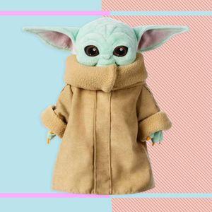 Yoda baby doll Baby Yoda Plüschtier Plush toys 25cm