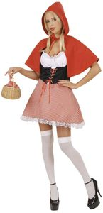 Rotkäppchen Kostüm Größe L