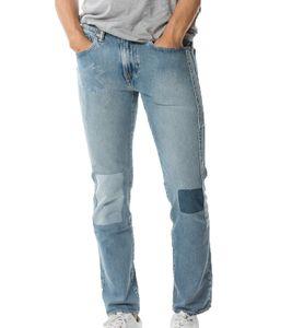 LEVI´S 502 Jeans-Hose komfortable Herren Denim-Hose Regular Taper Blau, Größe:W28/L32