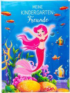 Goldbuch Kindergartenfreundebuch Meerjun., Hardcover, 88 Blätter, Mädchen, Mehrfarbig, 1 Stück(e)