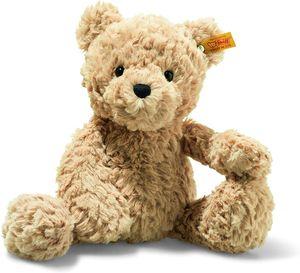 Steiff 113505 Soft Cuddly Friends Jimmy Teddybär | 30 cm Kuscheltier Hellbraun