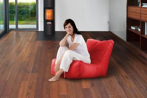 Smoothy 8575049 Sessel Lounge Chair Red Fire 85x85x70cm