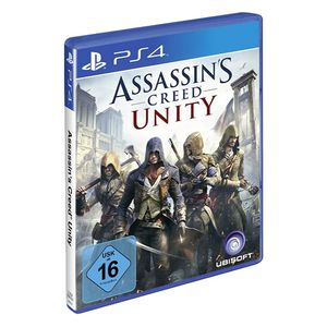 PS4 Spiel - Assassins Creed Unity