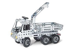 eitech - LKW mit Kipper und Ladekran - 00301