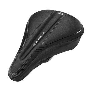 Ergonomischer Memory-Schaum Fahrradsattelbezug Unisex Fahrrad Sattel, atmungsaktiv