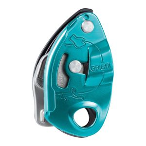 PETZL Sicherungsgerät Grigri blau/grün -