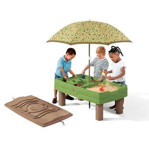 Step2 Sand & Wassertisch , grün; 787800