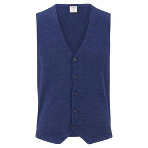 Olymp Bezner Pullover, Farbe:19 royal, Größe:L