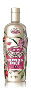 Coppa Cocktails Strawberry Daiquiri Ready to Drink - 70cl