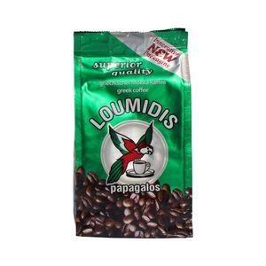 Loumidis Kaffee gerösteter Mokka 196g Beutel