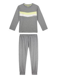 Sanetta Jungen Zweiteiliger Schlafanzug Athleisure 'Skate' - S24500699