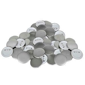 vidaXL 500 Stk. Button-Teile 58 mm
