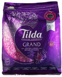 TILDA Basmatireis Extra Langkorn Reis, Gewicht food:5 Kg