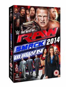 WWE The Best Of Raw & Smackdown 2014, DVD, Sport, 2D, Englisch, 440 min, 3 Disks
