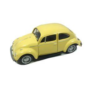 Herpa 022361-007 VW Käfer elfenbein Maßstab 1:87 Modellauto