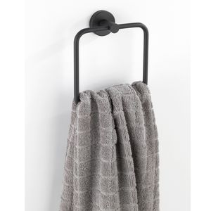 Handtuchring Bosio Black matt