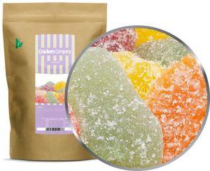 Fruit Juice Jelly - Bunt gemischtes Fruchtsaft-Gelee - ZIP Beutel 700g