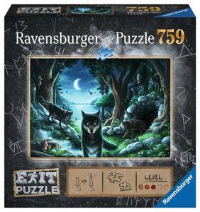 EXIT Puzzle Wolfsgeschichten Ravensburger 15028