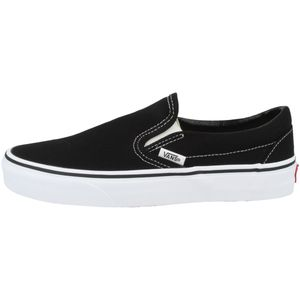 Vans Classic Slip On Sneaker Schwarz Schuhe, Größe:46