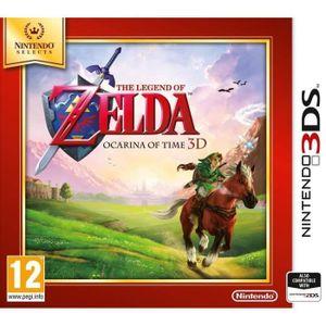 Nintendo The Legend of Zelda: Ocarina of Time 3D, 3DS, Nintendo 3DS, E10+ (Jeder über 10 Jahre), Physische Medien
