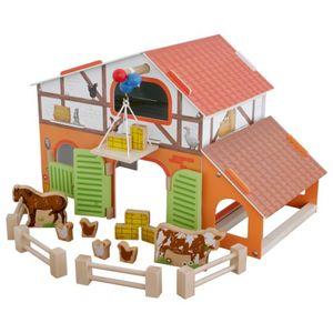 Bauernhof steckbar
