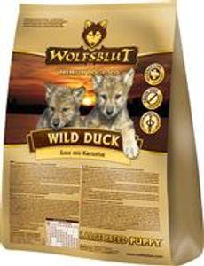 Wolfsblut - Wild Duck Puppy Large Breed 15kg