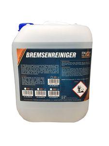 INOX Bremsenreiniger 10L Kanister, acetonfrei - Bremsscheibenreiniger für KFZ