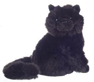 Perser Katze schwarz 30cm Plüschtier