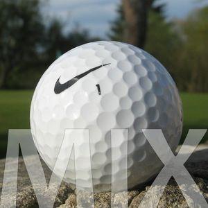 50 Nike Mix Lakeballs / Golfbälle - Qualität Aaa / Aa