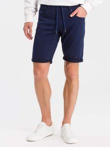 Cross Jeans Herren Shorts kurze Hose A 533-005-Jed Navy 38