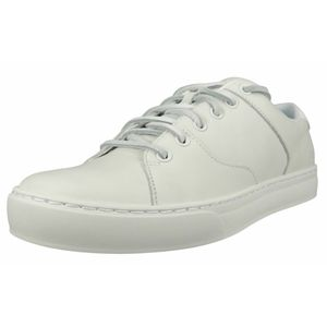 Timberland Herren Low Sneaker Adventure 2.0 OX A44191 TB0A4419100 Weiß  White Full Grain Leder mit EVA, Groesse:42 EU