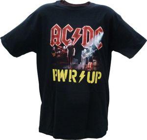 "AC/DC Herren-T-Shirt  ""Beats and More"" PWR / UP 007  Gr. 5XL"