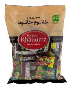 Khanum Khanuma gemischte Fruchtregel 300g