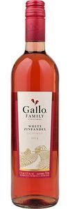 Gallo Family Vineyards White Zinfandel lieblich | 8,5% vol | 0,75 l