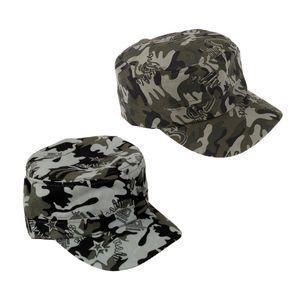 2 Stücke Jagd  Military Cap Patrol Armee Camouflage Caps Cadet Hut