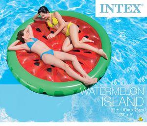 Intex 56283EU Badeinsel Watermelon Island